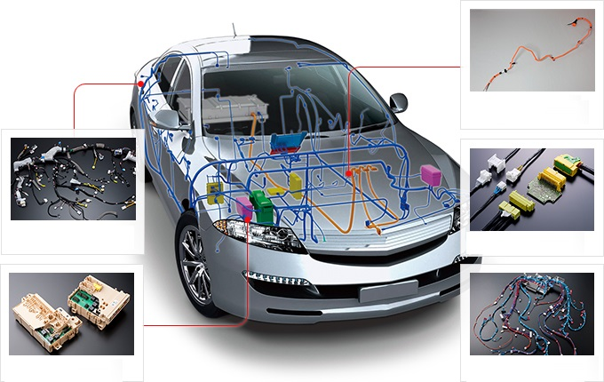 automotive electrical components